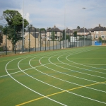 Synthetic All Weather Pitch in Alder Row 4