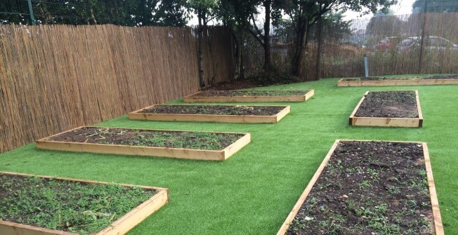 Supplying Artificial Grass in Aller