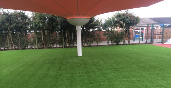 Synthetic Turf Suppliers in Ashopton
